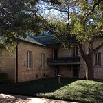 Located in the King William District -- The Guenther House