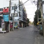 Note: Soi 10 Does NOT Have a Street Sign