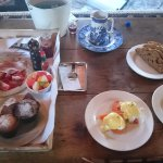 Amazing room service breakfast