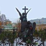Tchaikovsky at Tikvin cemetery