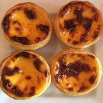 Lord Stow's Cafe - egg tarts