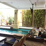 Photo de Kantok Restaurant at Burasari Resort
