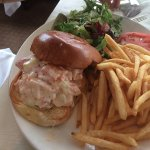 lobster roll ($20.00, lunch menu)