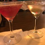 Martinis if you like. Beer if you prefer.