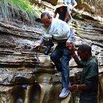 親切,熱心的峽谷管理員隨時扶助遊客,令人倍覺溫馨