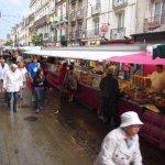 Marché de Dieppe Market