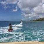 Zapata Flyboard Caribbean Foto