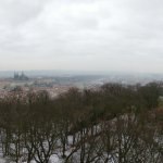 Panorama from the middle deck.