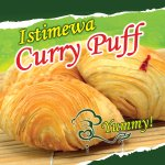 Crispy Currypuff. MUST EAT!
