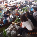 Photo of Damnoen Saduak Floating Market