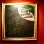 Monet la barque