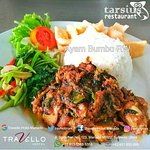 The flavor of Manado at Tarsius Restaurant, Travello Hotel Manado