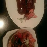 Main dishes - Pipa Duck and sweet-sour chicken
