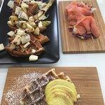 ภาพถ่ายของ Waffle Bros Espresso Bar
