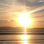 Sunset - divine holiday