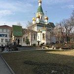Russische Kirche Sv. Nikolai Foto