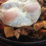 Amazing breakfast skillet