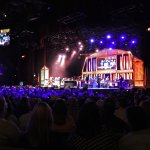 Saturday night live broadcast at the Grand Ole Opry. (Wes Albers)