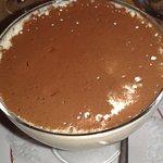 Dessert: Délicieux Tiramisu