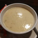 Soup of the day - potato
