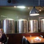 Inside Boston Beer Works