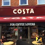 Costa in Hartley Wintney