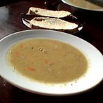 Vegetable Soup & Crusty Bread
