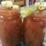 Spicy Bloody Mary - POW WOW TASTY!!