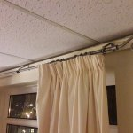 Hanging curtain ral