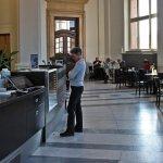 Photo de Cafe im Bodemuseum