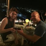 Evitas- Excellent atmosphere and food on top of the hill