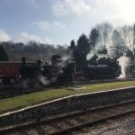 2017 Winter Gala brought together two locomotives that haven't worked together for 50years The B