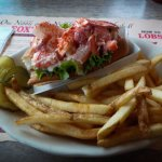 Fox's Lobster Roll