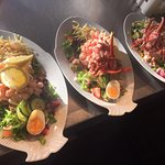 A selection of our dishes