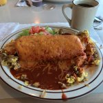 Chicago Smothered Burrito