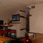 Espace bar (dans les sous-sols)