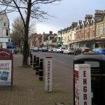 Lytham main street