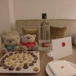 2bearbear @ Gran Melia Palacio De Los Duques Welcome Gift for Red Level Guests