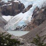 Glaciar Piedras Blancas - Desde el Mirador