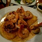 Shrimp and Grits, and Oysters Rockefeller