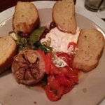 Roasted Garlic & Goat Cheese