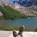 Refugio Frey...se sube por el Cerro Catedral, hermosa experiencia