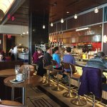 Silver is a great restaurant with many healthy food options