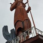 115 foot Tall Shri Mangal Mahadev statues