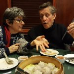 Discussion about the dumplings