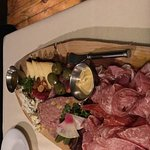 Charcuterie Plate was delicious and the Biggest I have seen in Frederick!