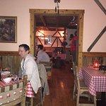 Swiss Fondue Restaurant Foto