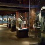 Comprehensive exhibition space