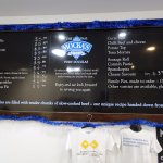 Mocka's menu