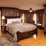 Tower Room bedroom chambers
